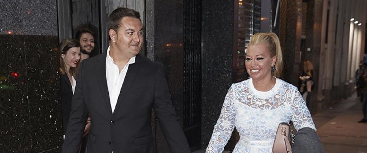 Miguel Marcos: el nuevo marido de Belén Esteban reaparece tras la boda