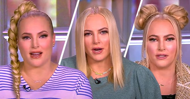 Meghan McCain's Hairstylist Carmen Currie Speaks Out on 'The View' Host's Various Hairdos