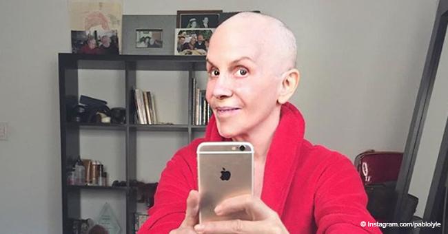 """Emotivo mensaje de Andrea Legarreta a Rebecca Jones tras su lucha contra el cáncer: """"imparable"""""""