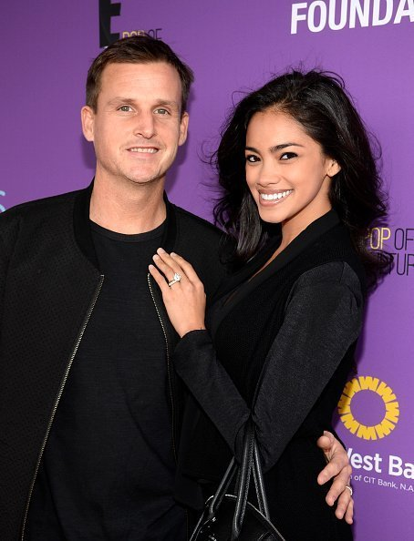 Rob Dyrdek and Bryiana Noelle Flores attend Express Yourself 2015 at Barker Hangar on November 15, 2015 | Photo: Getty Images