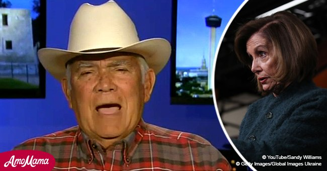 Texas rancher offers his land to build a border wall telling Pelosi, 'We need that wall'