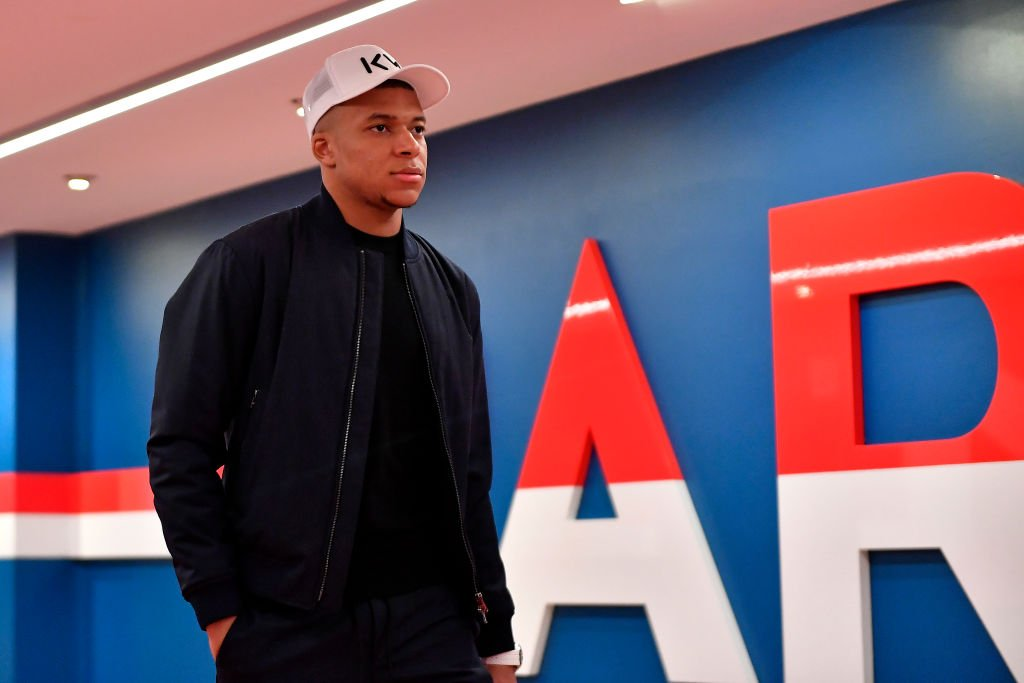 Kylian Mbappe du Paris Saint-Germain, au Parc des Princes le 29 février 2020 à Paris, France. | Photo : Getty Images