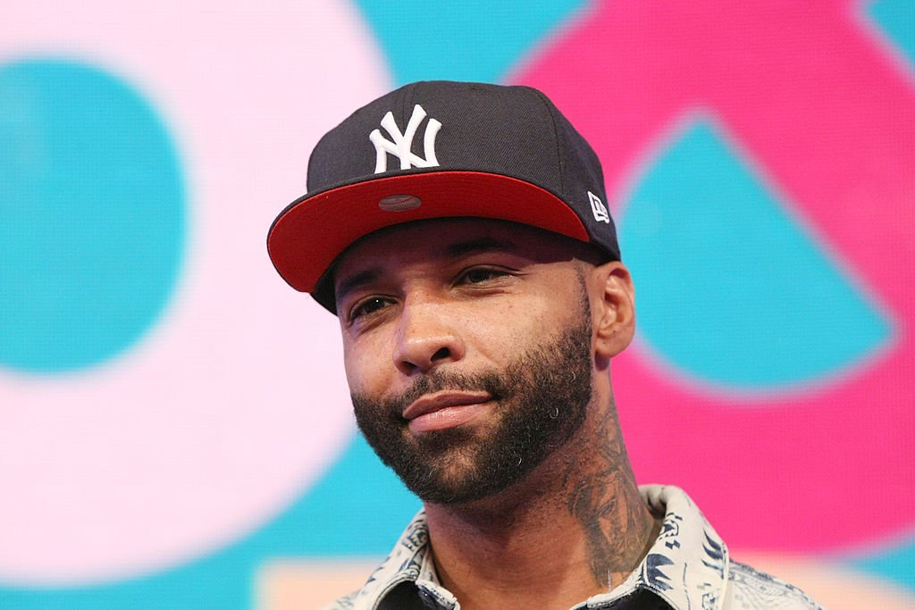 Recording artist Joe Budden visits 106 & Park at BET studio | Photo: Getty Images