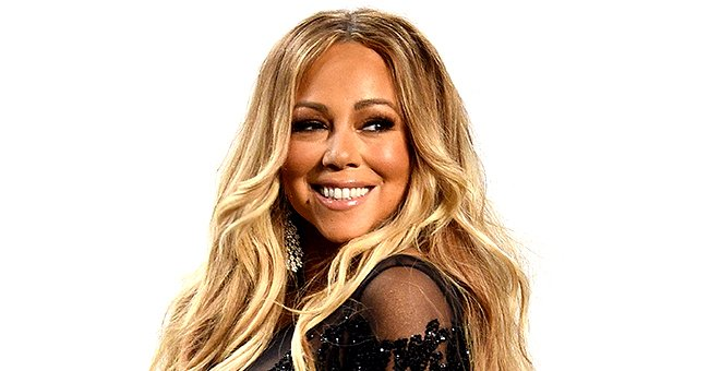 Fans React to Mariah Carey's Youthful Photo Flaunting Her Curly Hair