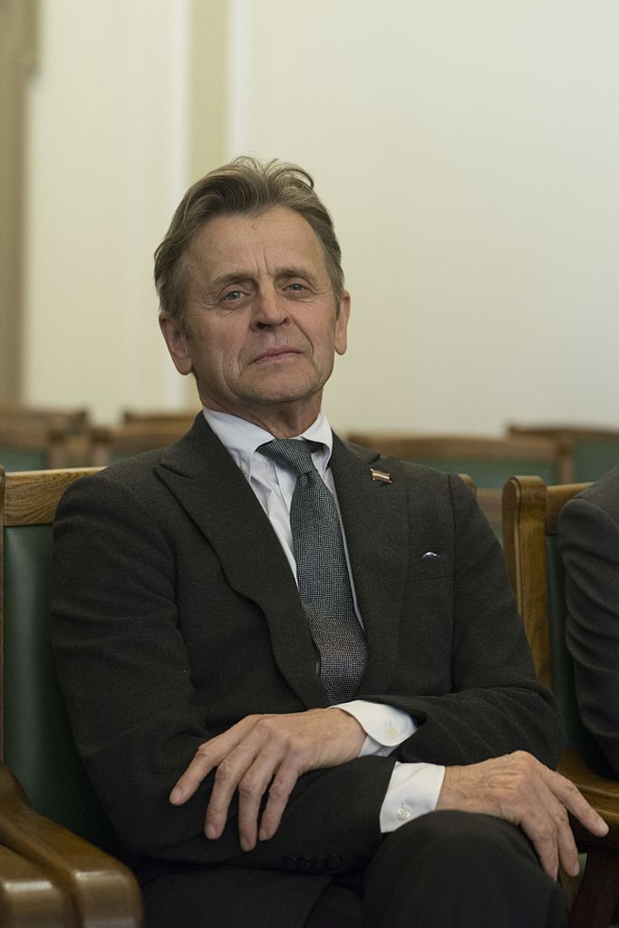 Mikhael Baryshnikov en 2017 | Photo: Wikimedia Commons