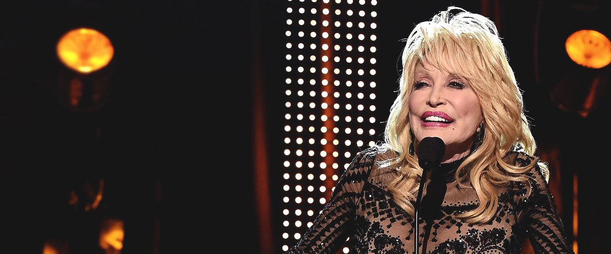 Dolly Parton Opened up about Real-Life Jolene Who Bewitched Her Husband Carl Thomas Dean