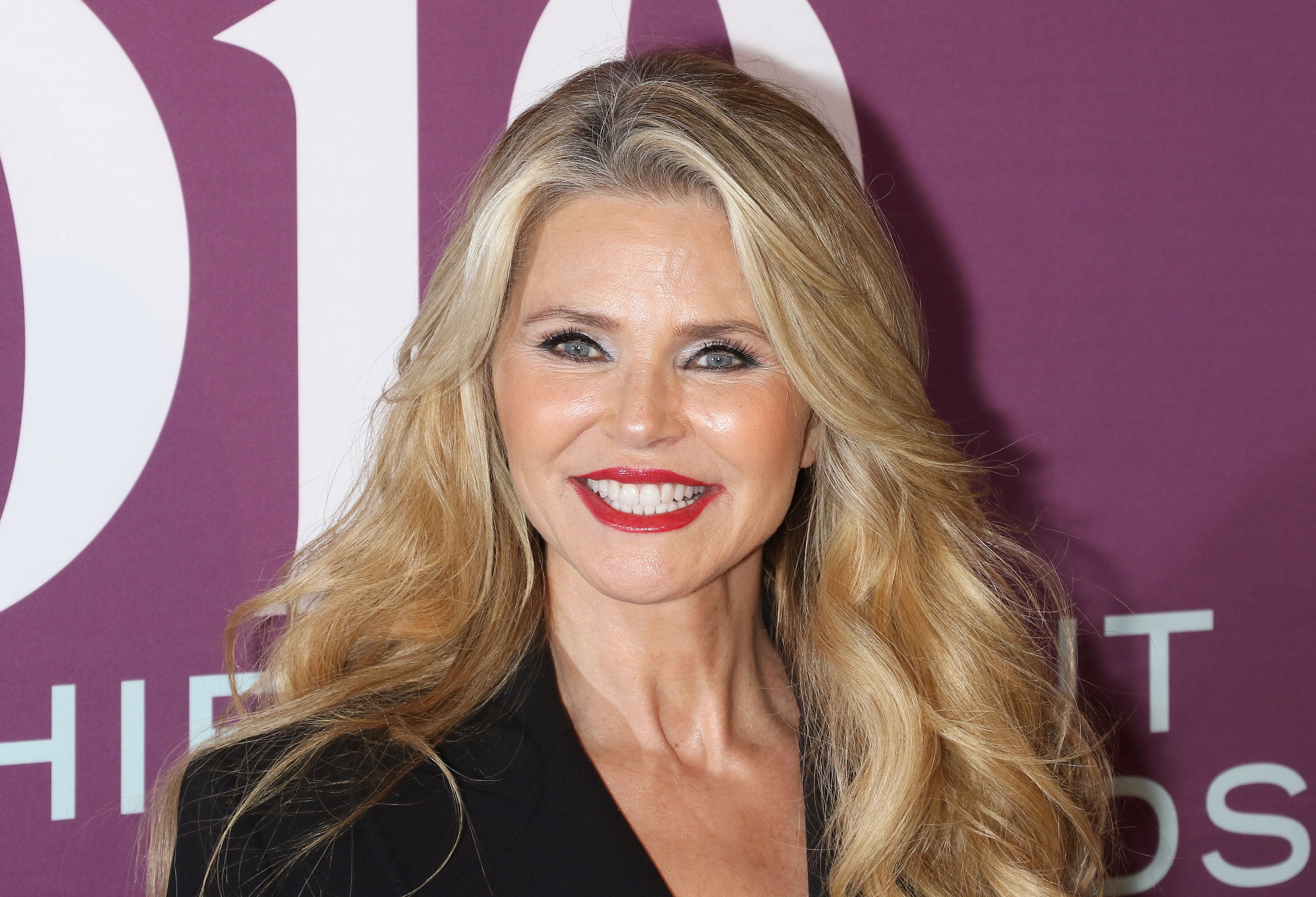 Christie Brinkley at the 2019 FN Achievement Awards at IAC Building on December 03, 2019 | Photo: Getty Images