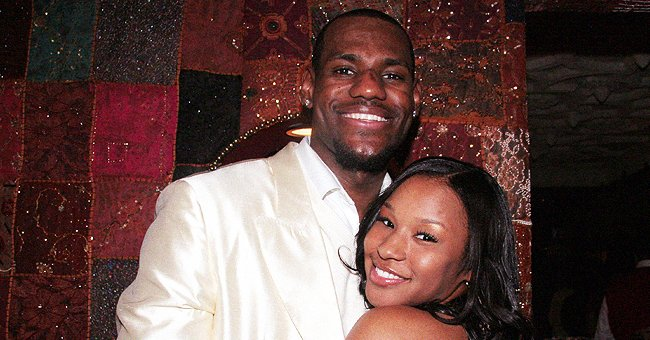 Lebron James Accused of Cheating with IG Model 1 Year Ago Celebrates 8th Anniversary with Only Wife
