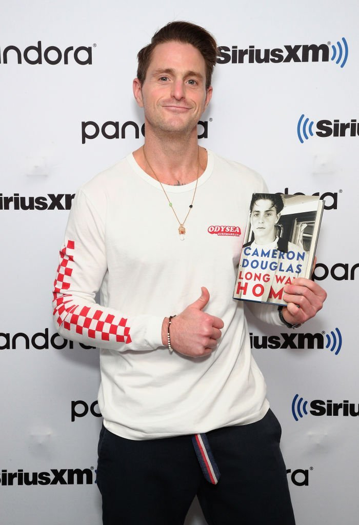 Cameron Douglas visits the SiriusXM Studios in New York City | Photo: Getty Images