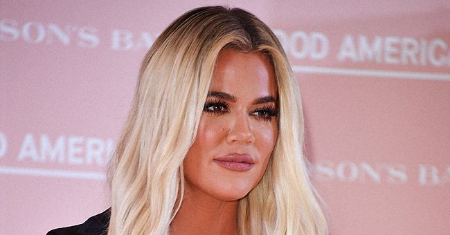 Khloé Kardashian from KUWTK Shares Cute New Photos of True and Says They Bake Bread Together Every Week