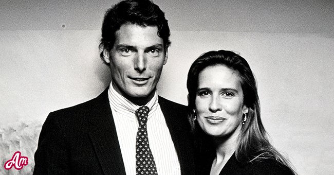 Picture of actor Christopher Reeve and his wife Dana   Photo: Getty Images