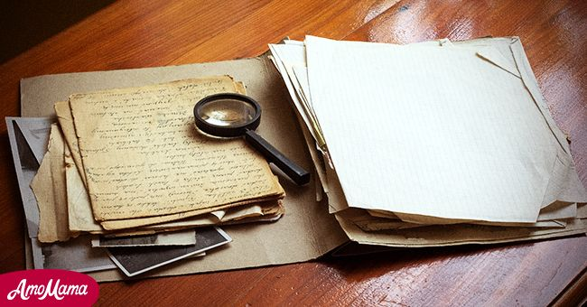An old letter revealed a terrible secret | Source: Shutterstock.com