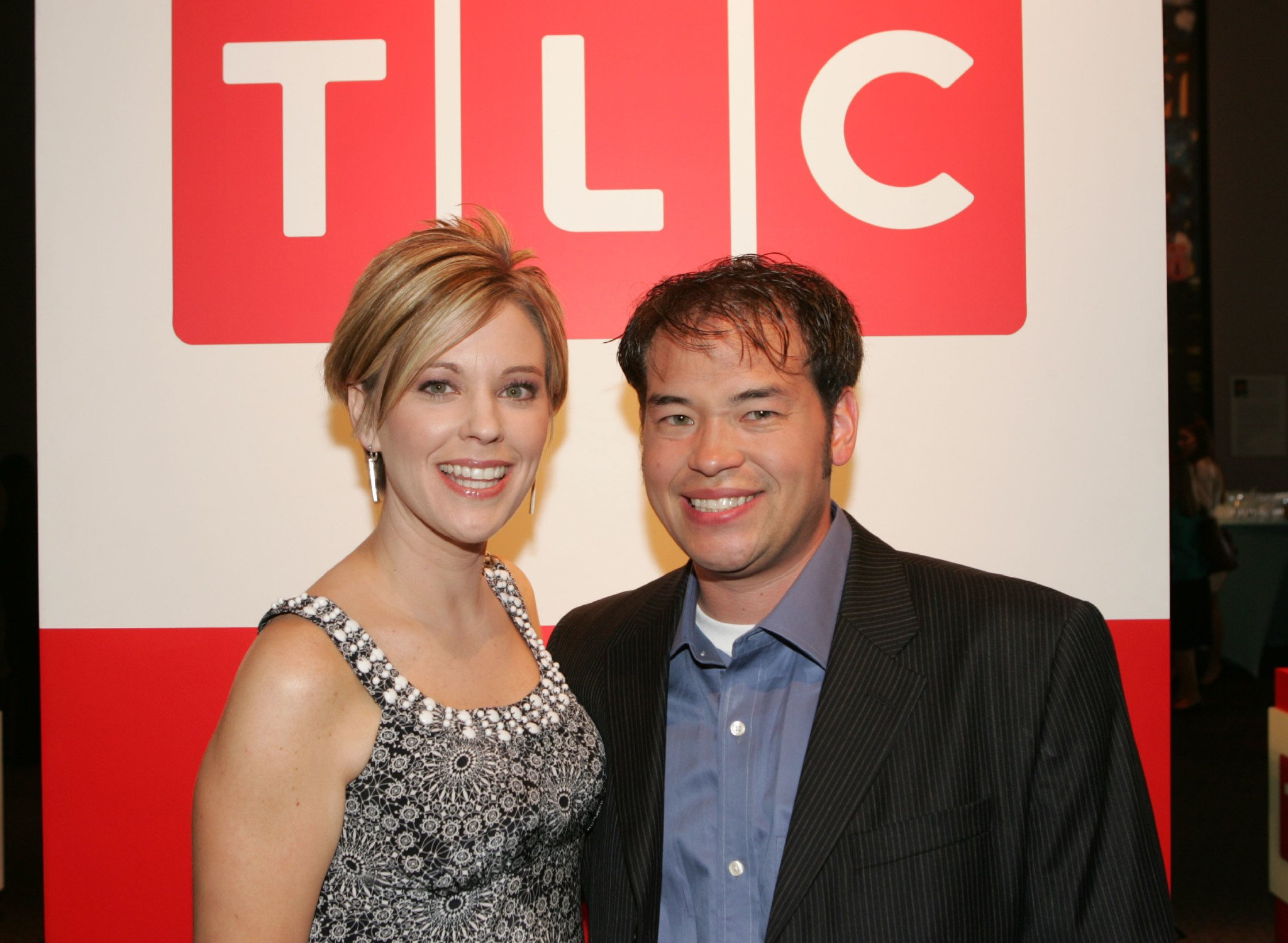 Television personalities John and Kate Gosselin attend the Discovery Upfront Presentation NY - Talent Images at the Frederick P. Rose Hall on April 23, 2008 | Photo: Getty Images