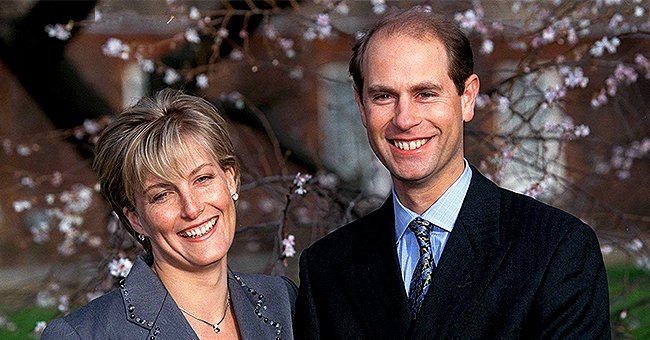 Prince Edward Is Queen Elizabeth's Only Son Who Has Never Been Divorced — Meet Him and His Wife, Sophie