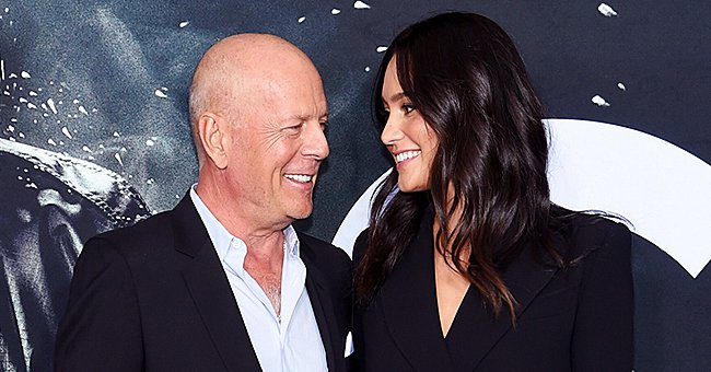 Bruce Willis' Wife Emma Doesn't Have Problem with Him Isolating with Ex Demi Moore