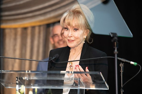 Barbara Eden at Lowes Hollywood Hotel on November 1, 2018 in Hollywood, California. | Photo: Getty Images