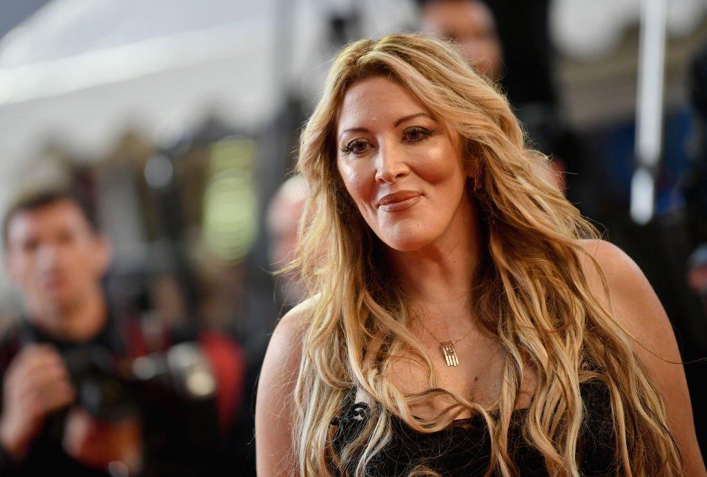 Loana le 12 mai 2018 à Cannes. l Source : Getty Images