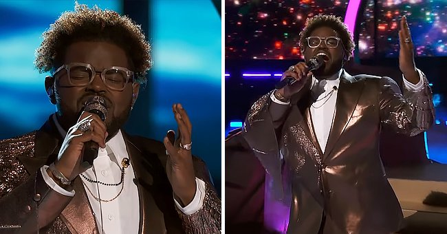 'The Voice' Finalist John Holiday Lights up the Stage with Powerful Cover of Beyoncé's 'Halo'