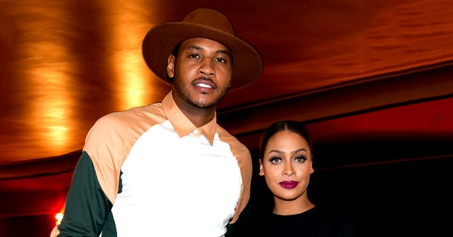 Here's What La La Anthony Had to Say about Co-parenting Her Son Kiyan with Estranged Husband Carmelo