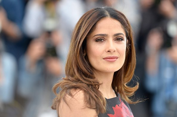 L'actrice Salma Hayek, lors du 68e Festival du film de Cannes le 14 mai 2015 à Cannes, France.  | Photo : Getty Images