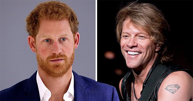 Prince Harry & Jon Bon Jovi Collaborated on Song Released for the Invictus Games (Video)