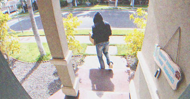 Delivery Guy Catches Package Thief, Then Karma Does Its Job – Story of the Day