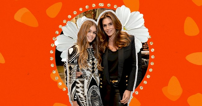 Cindy Crawford & Kaia Gerber's Best Fashion Moments