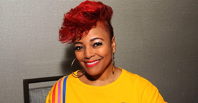 See Kim Fields' Sister Alexis Flaunt Her Amazing Figure in Skimpy Ensemble in a Throwback Photo