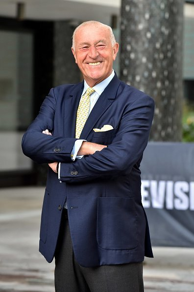 Len Goodman seen at the ITV Studios on September 10, 2018 | Photo: Getty Images