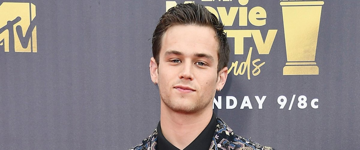 Brandon Flynn Is a Netflix Star and Sam Smith's Ex — Meet the Handsome Actor