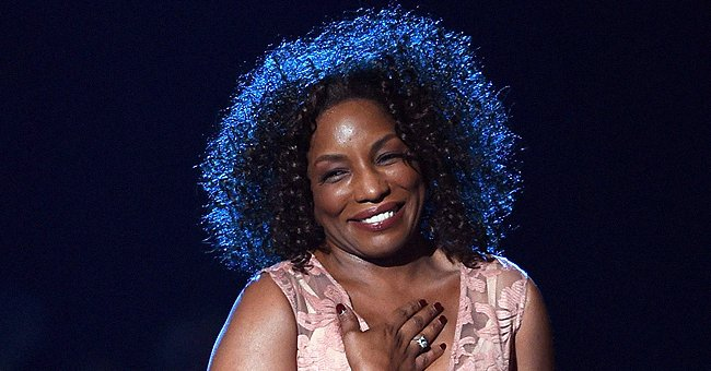 Stephanie Mills Gushes over Her Special Needs Son Farad Who Wrote a Book