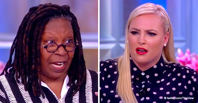 Meghan McCain & Whoopi Goldberg Get into Heated Debate over Voting Rights for the Boston Bomber