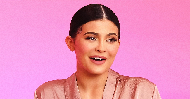 Kylie Lip Kits Founder Kylie Jenner Gets Sweet Kiss from Daughter Stormi as She Recovers after Hospitalization