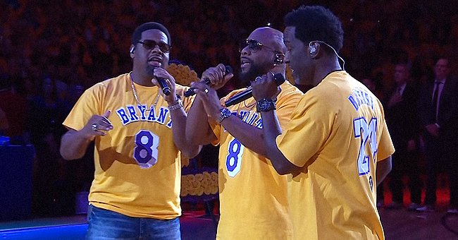 Boyz II Men Talks about Paying Tribute to the Late Kobe Bryant