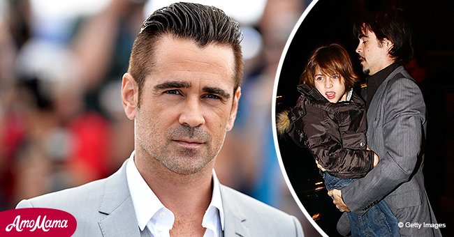 Colin Farrell's Son James Has Angelman Syndrome and Inspired the Actor to Become Sober
