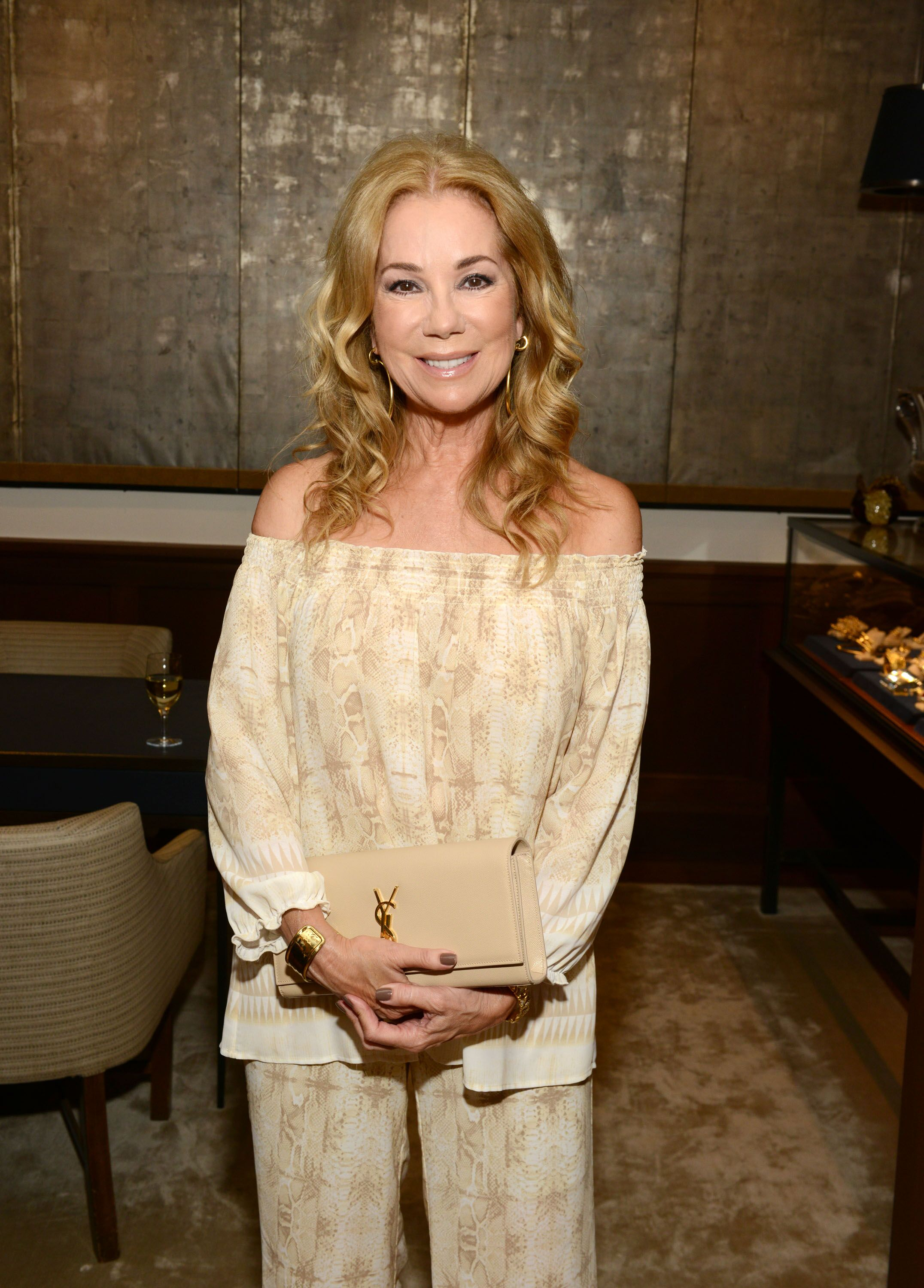 Kathie Lee Gifford at the Changemaker cocktail reception on June 10, 2016, in Connecticut | Photo: Getty Images