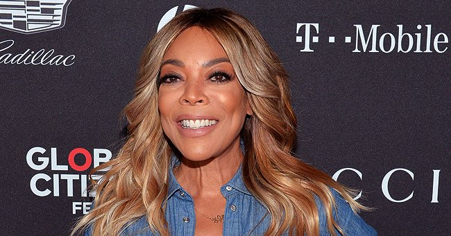 Wendy Williams Shares Rare Old Photo of Her Family Smiling during Her Aunt's Wedding