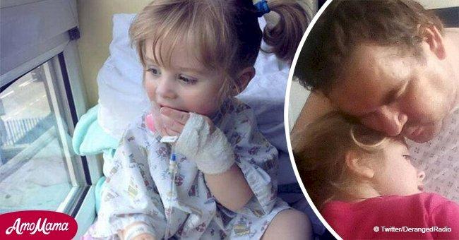 Une mère dévastée perd son mari neuf mois après le décès tragique de leur fille de six ans