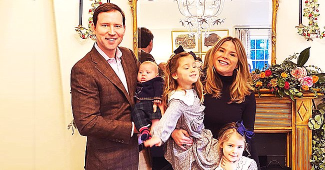Jenna Bush Hager from 'Today' Shares Photo of Baby Hal That Was Taken by Big Sister Mila and Fans Love It