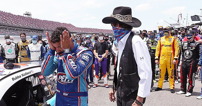FBI Claims NASCAR Star Bubba Wallace Is Not a Target of Hate Crime after Noose Found in His Garage