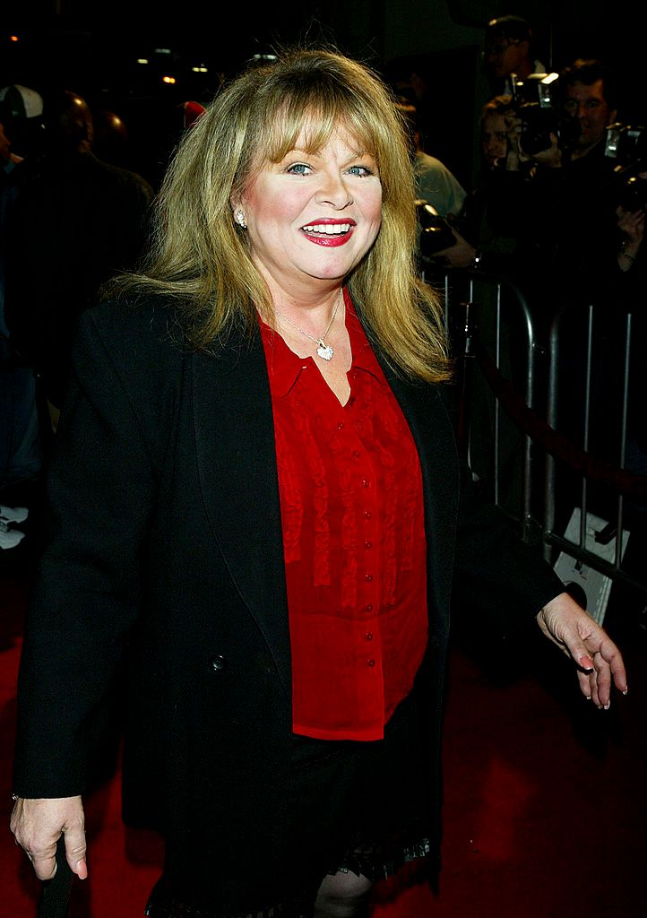 "Sally Struthers at the premiere of ""Against the Ropes"" at the Chinese Theater on February 11, 2004. 
