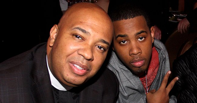 Rev Run's Son Jojo Simmons Reveals He Is Expecting a Baby Boy with Wife Tanice