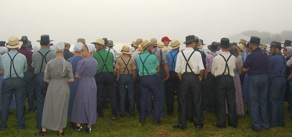 Amish separated from the rest and formed colonies in different parts of the world ll Source: Pixabay
