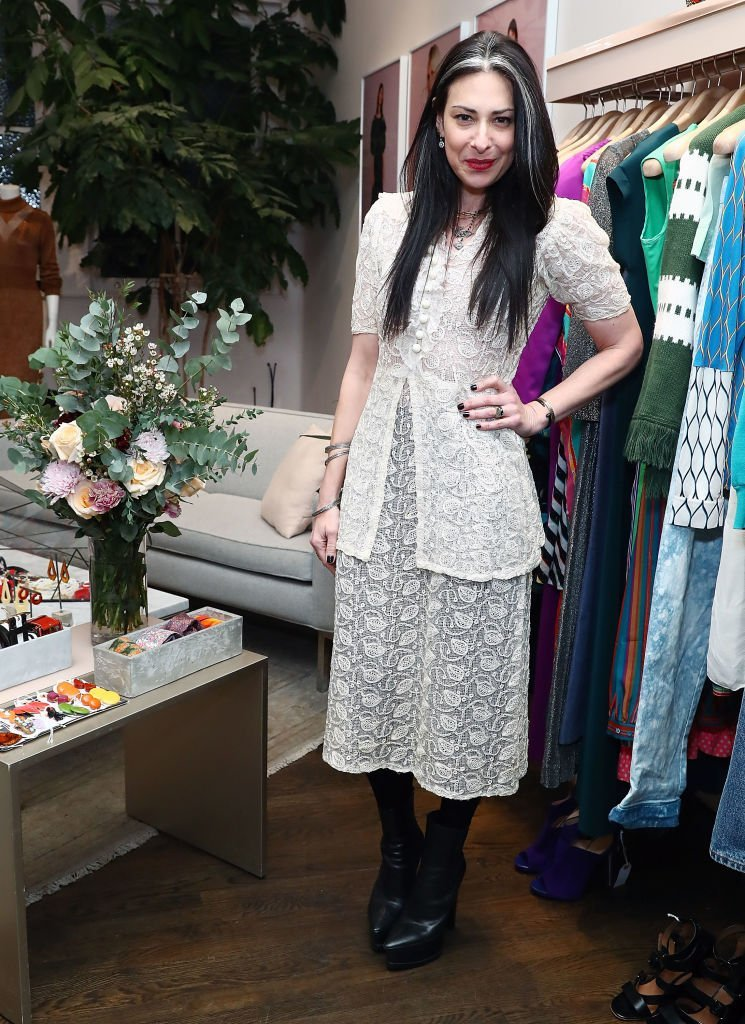 Stacy London attends 'Vintage For A Cause' benefitting She Should Run held at Rebecca Taylor | Getty Images