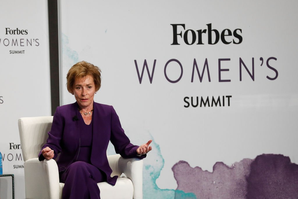 Judge Judy speaks during the 2017 Forbes Women's Summit at Spring Studios on June 13, 2017 in New York | Source: Getty Images