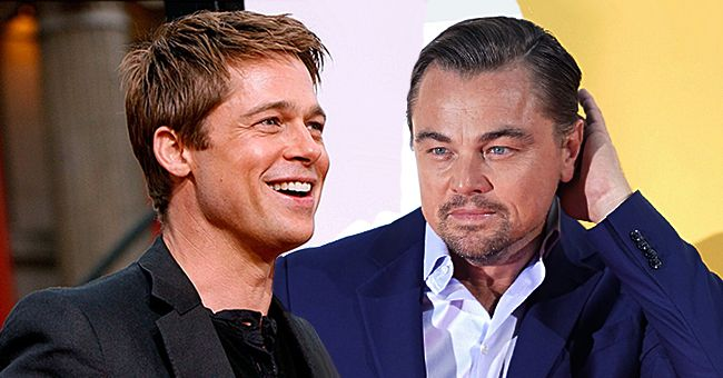 Brad Pitt Reveals Affectionate Pet Name He Got From 'Once Upon a Time in Hollywood' Costar Leonardo DiCaprio