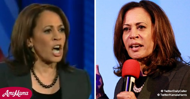 Enough is enough: Kamala Harris' passionate speech demanding an end to gun violence