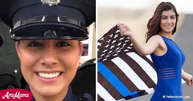 New details released about 22-year-old police officer's senseless killing
