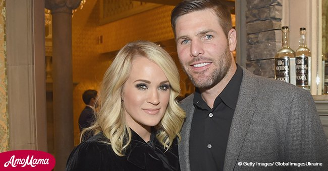 Carrie Underwood shares new photos from vacation with husband Mike Fisher