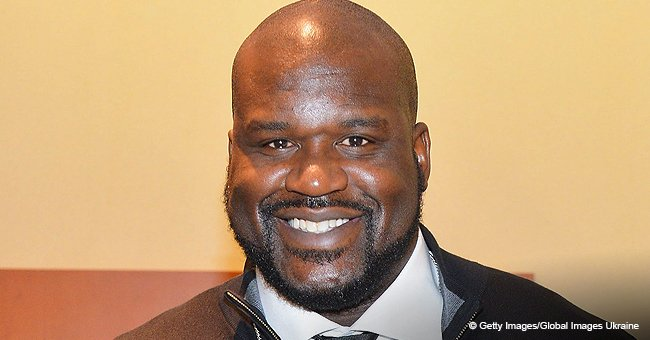 Shaquille O'Neal Playfully Kisses Ex-Wife Shaunie after He Was Spotted with His New Girlfriend